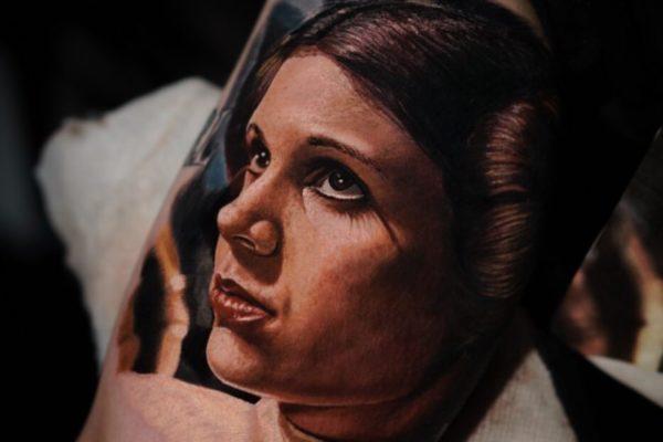 tatuaje realista barcelona yomico
