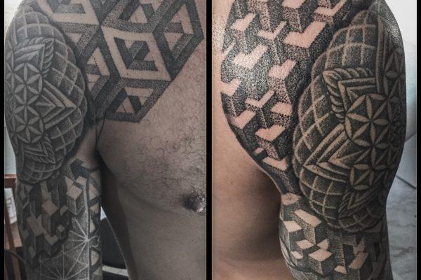 tatuajes dotwork barcelona (1)