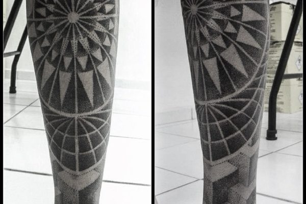 tatuajes dotwork barcelona (2)
