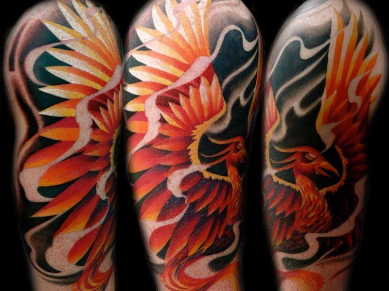 tatuaje ave fenix barna tattoo (6)