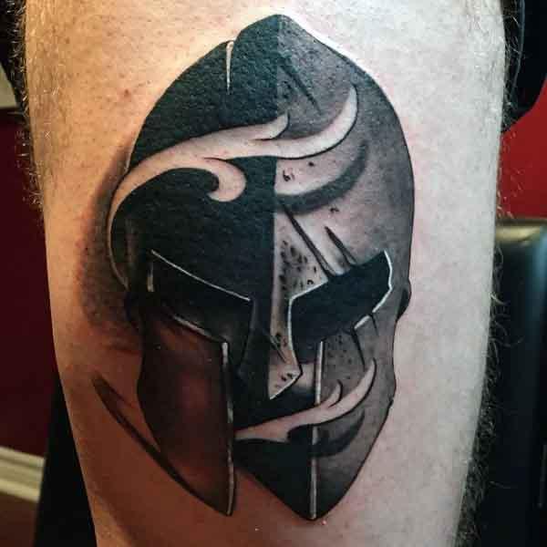 casco tatuajes espartanos barcelona 2 (5
