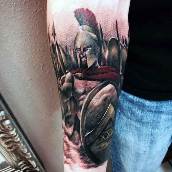 tatuajes espartanos barcelona