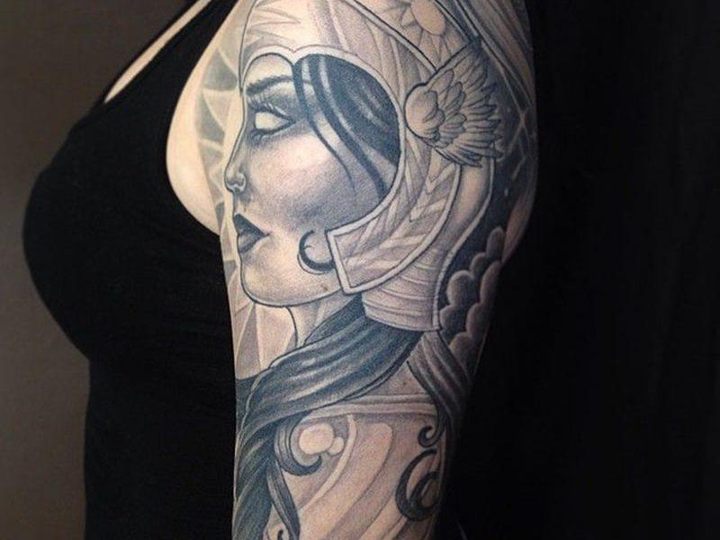 tatuajes vikingos barna tattoo 10
