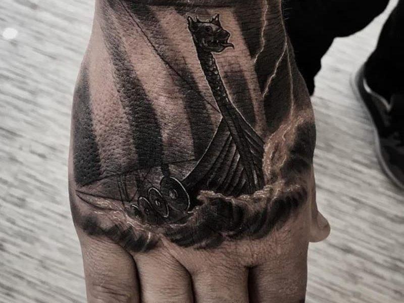 tatuajes vikingos barna tattoo 12