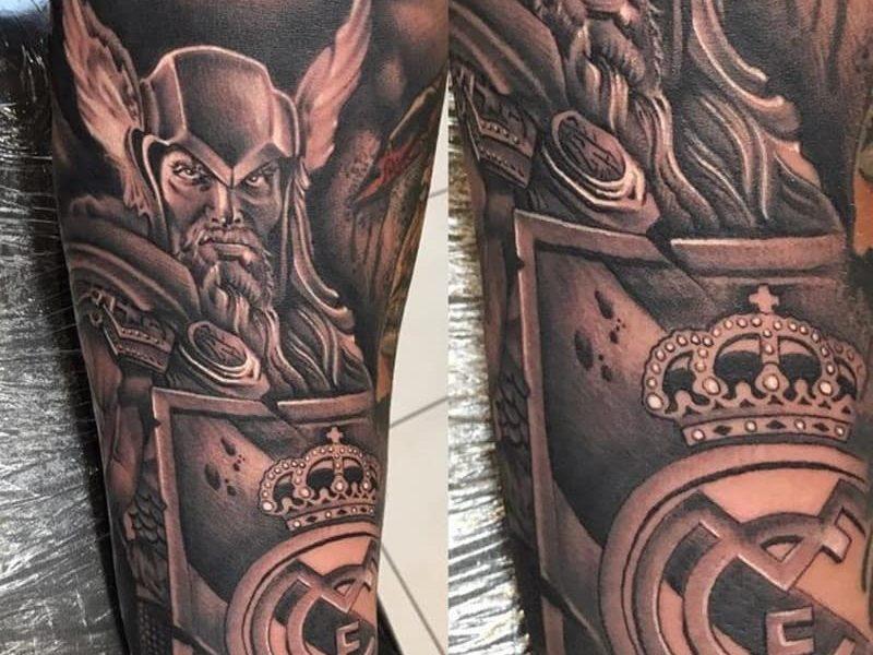 tatuajes vikingos barna tattoo 13