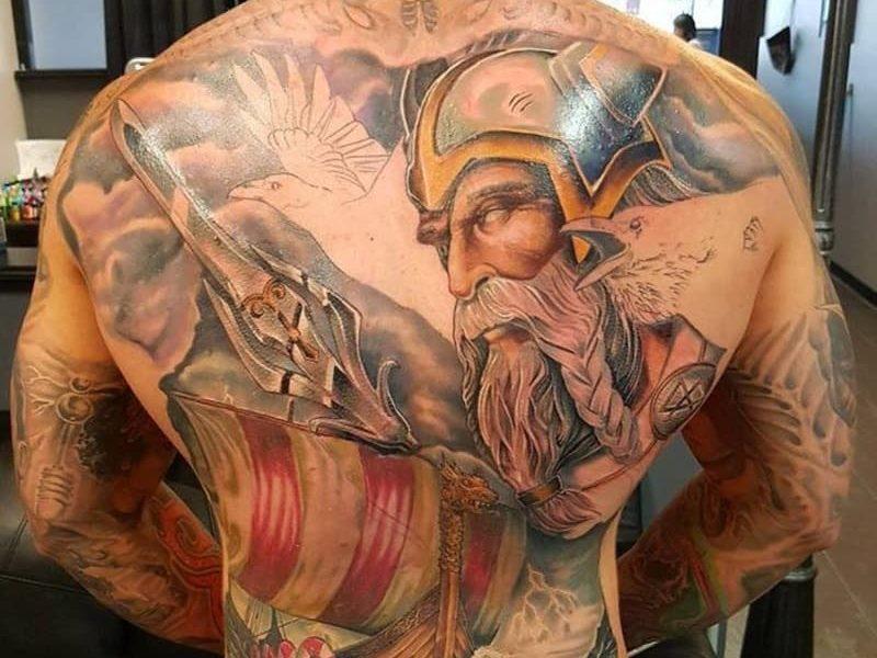 tatuajes vikingos barna tattoo 15