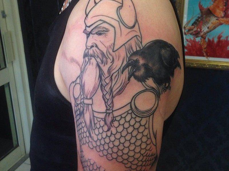tatuajes vikingos barna tattoo 17