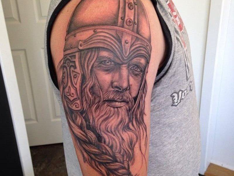 tatuajes vikingos barna tattoo 5