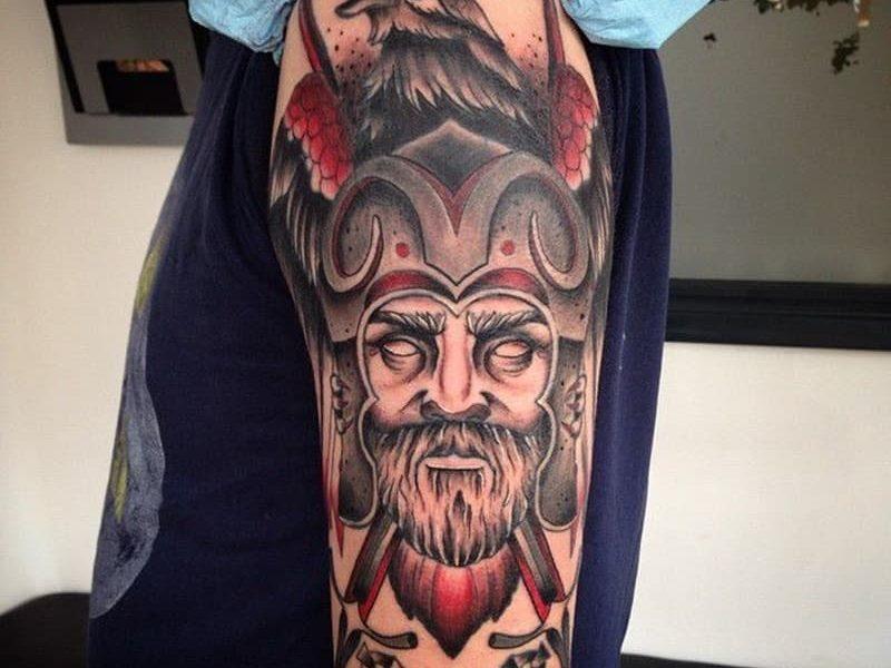 tatuajes vikingos barna tattoo 8