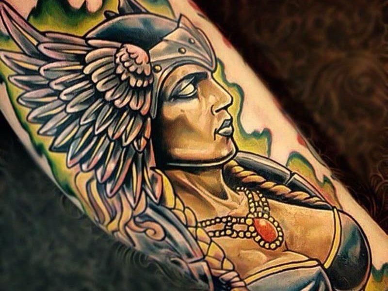 tatuajes vikingos barna tattoo 9