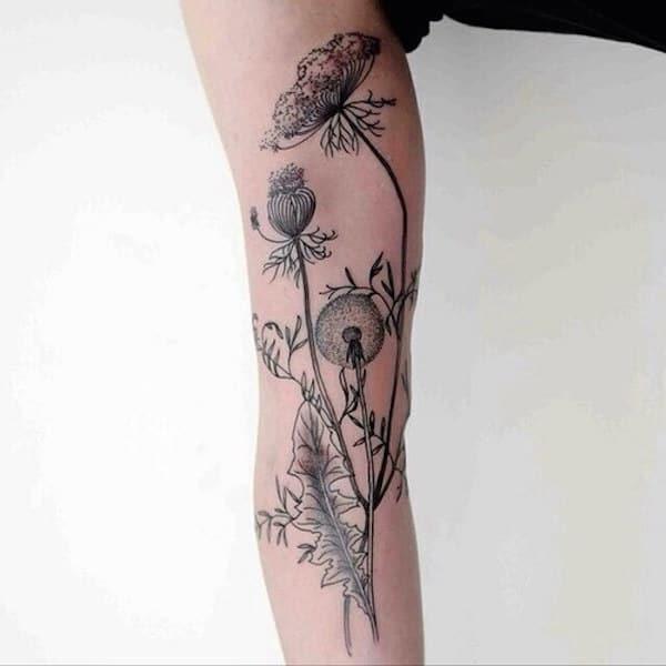 ideas-tatuajes-diente-leon-barcelona