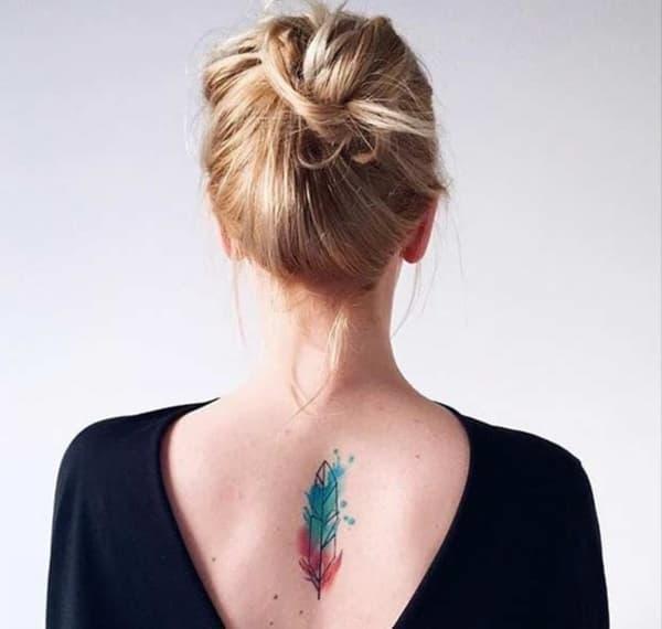 ideas-tatuajes-pluma-barcelona