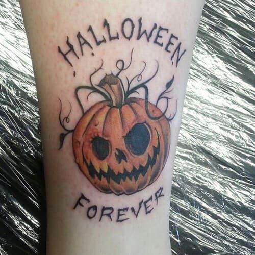tatuajes halloween en barcelona