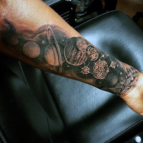 tatuajes del espacio y el cosmos (3)