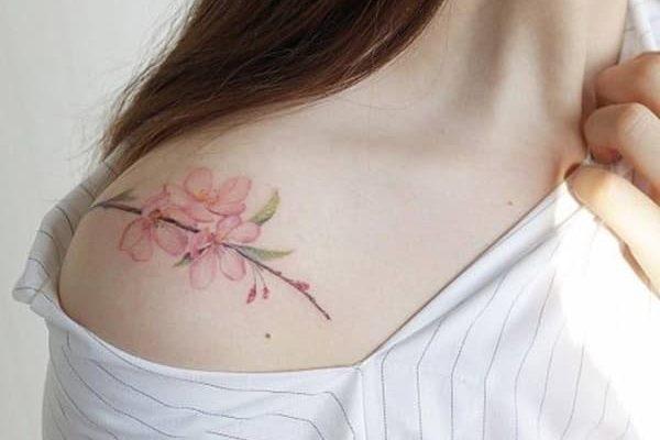 tatuaje-flor-cerezo