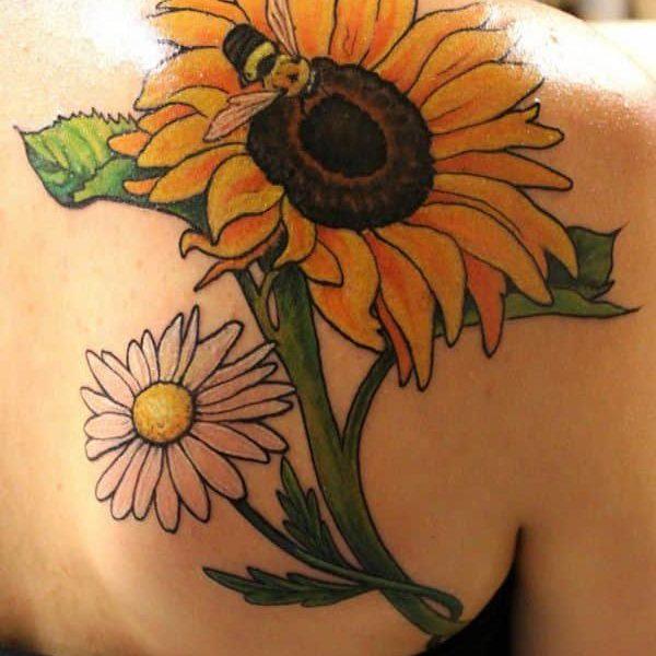 tatuaje-girasol