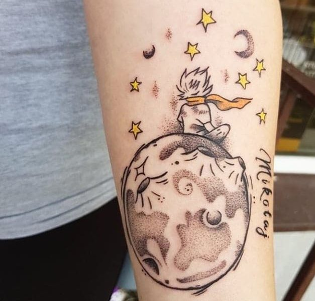 tatuajes-el-principito