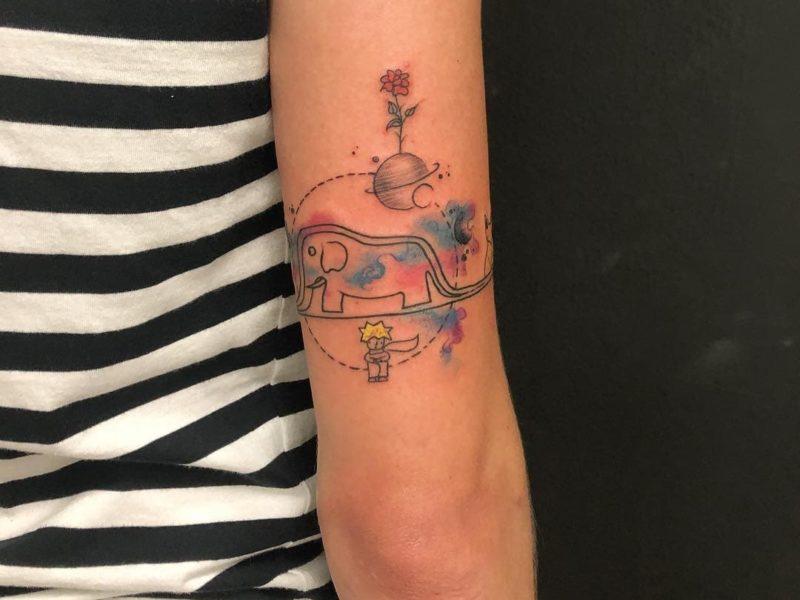 Tatuajes El Principito