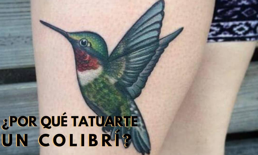tatuajes de colibris barcelona