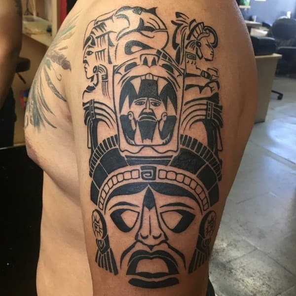 tatuajes-aztecas