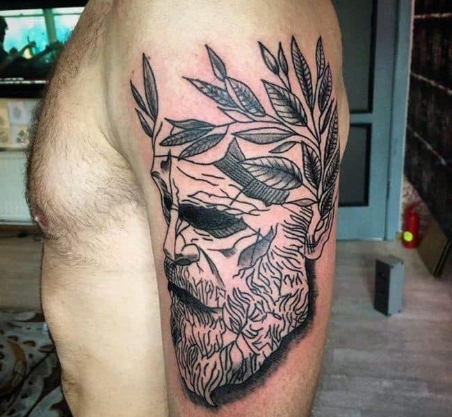 Tatuajes de griegos