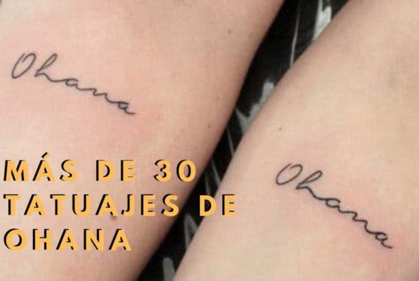 Tatuajes Ohana