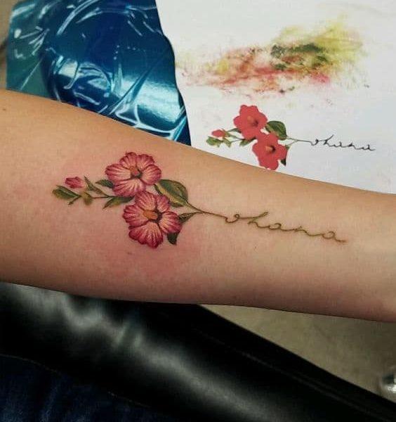 tatuaje brazo barcelona
