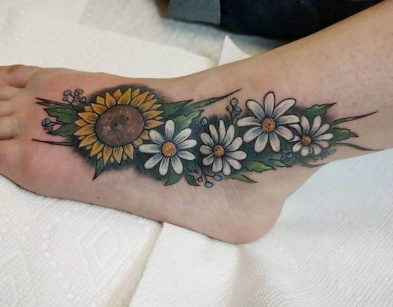 tatuajes-margaritas