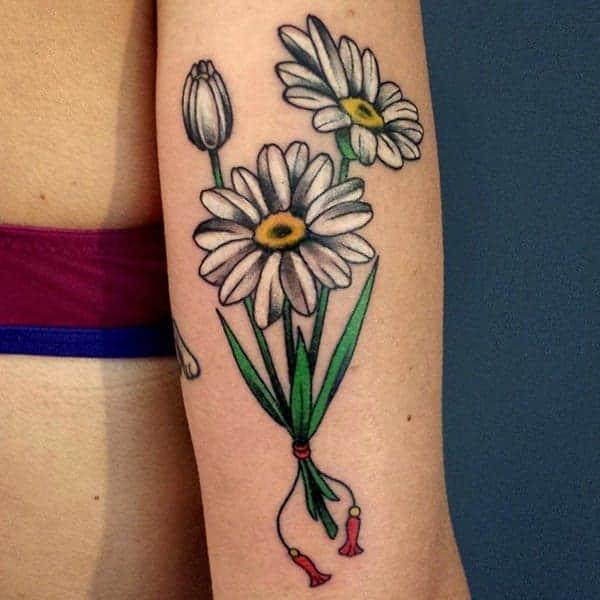 Tatuajes de Margaritas