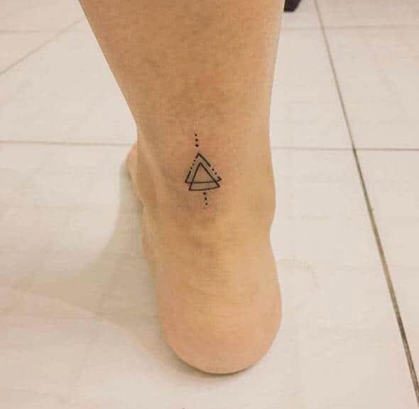 Tatuajes de triangulo