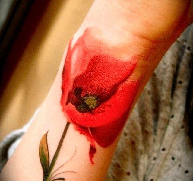 tatuaje amapola (20)