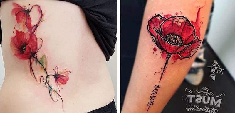 tatuaje amapola (3)
