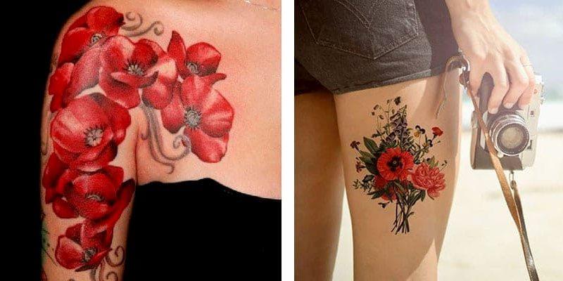 tatuaje amapola (4)