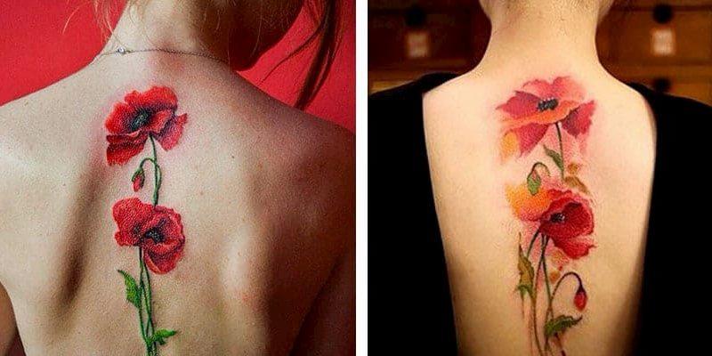 tatuaje amapola (6)