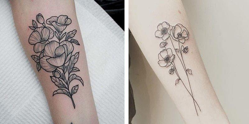 tatuaje amapola (9)