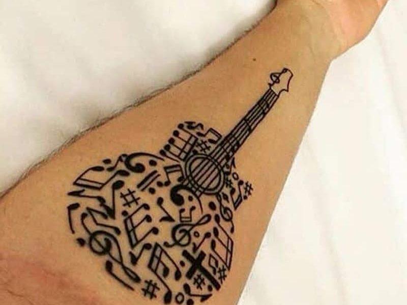 tatuajes musicales (2)
