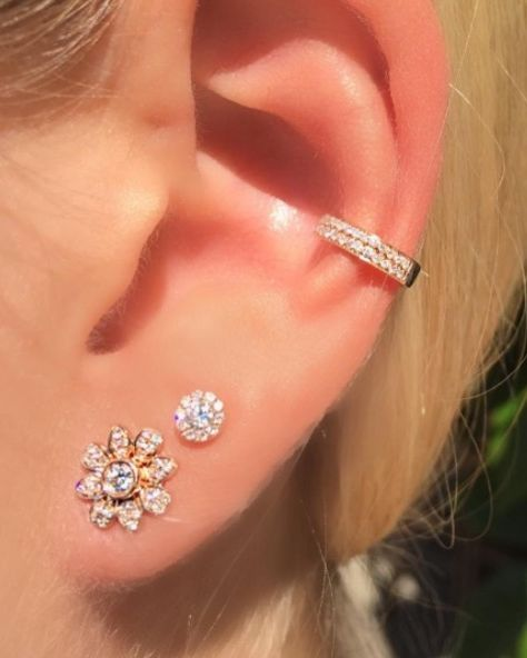 piercing en la oreja barcelona