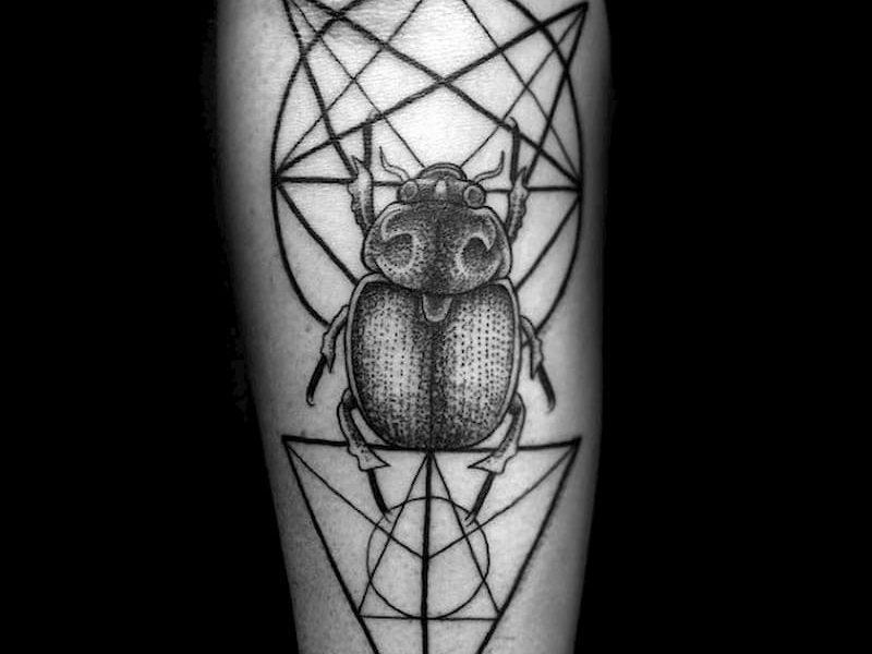 tatuaje escarabajo (11)
