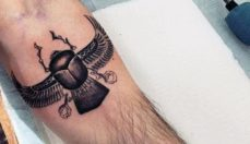 tatuaje escarabajo (12)