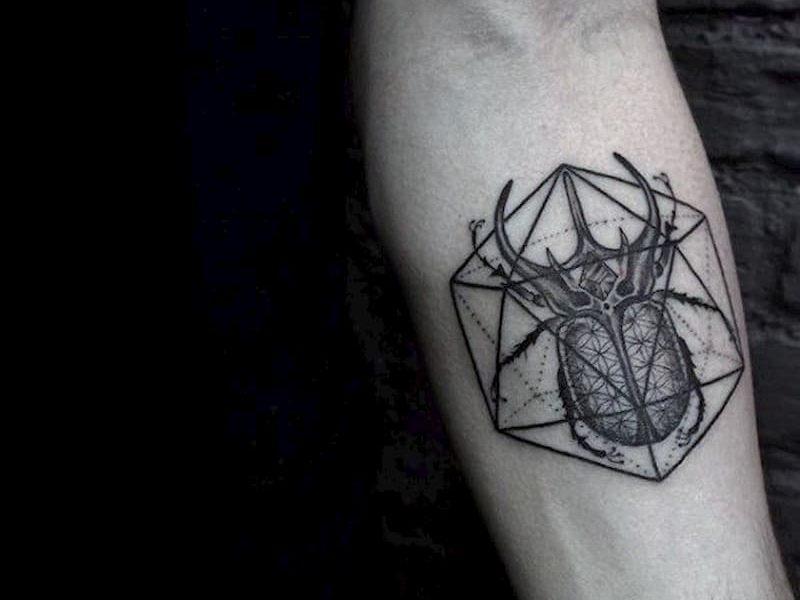 tatuaje escarabajo (15)