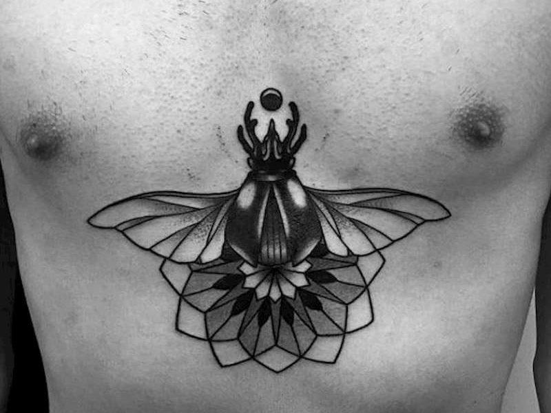 tatuaje escarabajo (16)