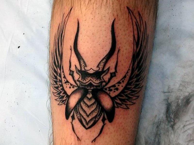 tatuaje escarabajo (17)