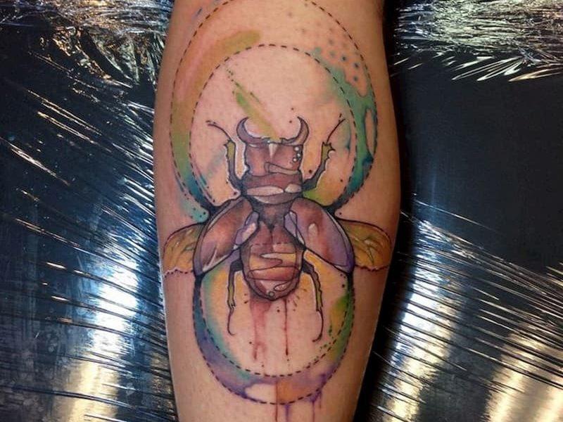 tatuaje escarabajo (25)