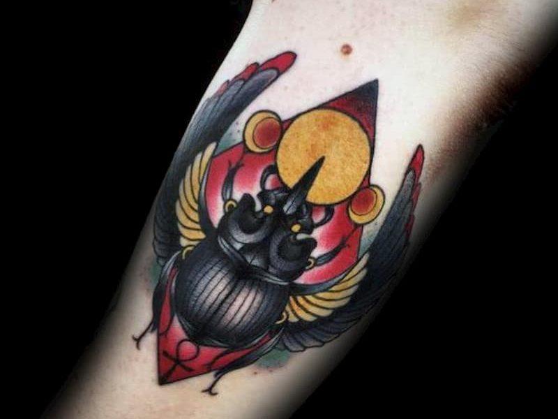 tatuaje escarabajo (7)