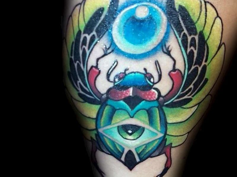 tatuaje escarabajo (9)