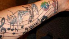 tatuajes musicales (1)